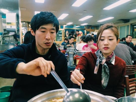 Minho and Yuya