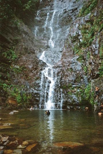 Temurun Waterfalls, Pulau Langkawi