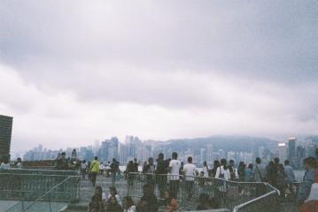 View in Tsim Sha Tsui