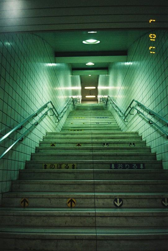 Japan subways