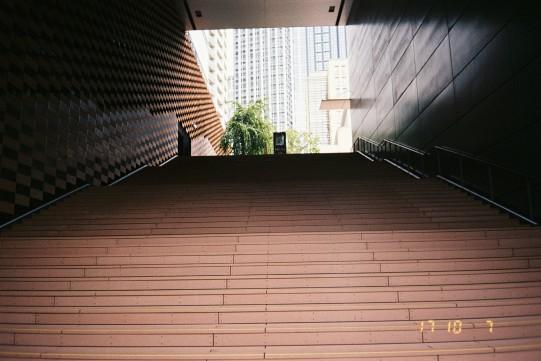 random stairs