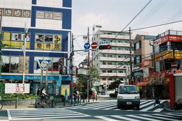 At my Airbnb neighbourhood, Higashiyodogawa-ku, Osaka