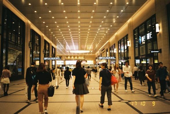 Umeda Station vibes